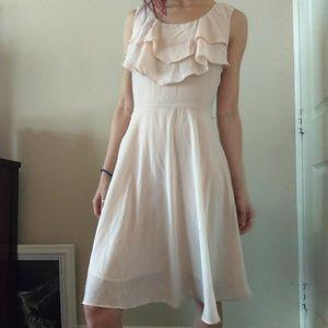 Pastel pink H&M dress